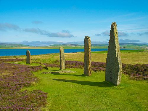 Ting of Brodgar in Orkney